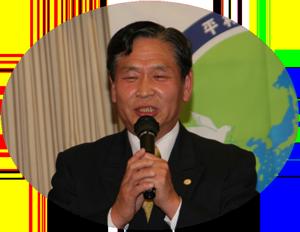 <裵學泰・第9連合会副会長>