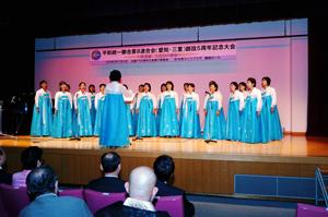 ユリオモニ合唱団