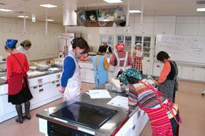 コリアン料理教室