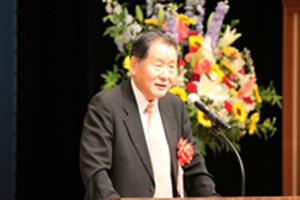 鄭時東中央会長