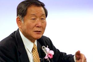鄭時東会長が講演