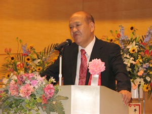 朴明盛中央本部共同会長