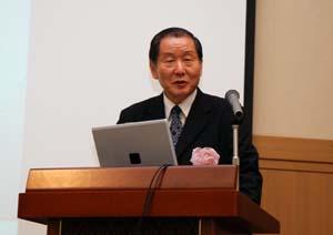 鄭時東平和統一聯合中央本部会長