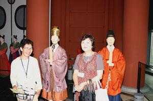 【大阪歴史博物館】を見学