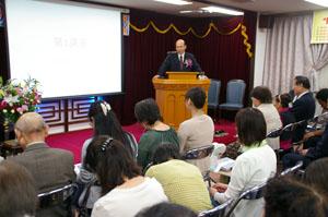 宋榮ソプ平和統一聯合諮問会議議長