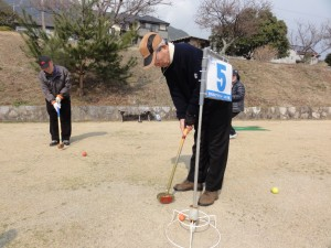 ピースグラウンドゴルフ