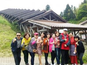 世界遺産「石見銀山」の町で交流会