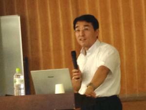 中川明夫先生