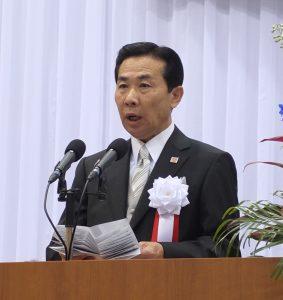 矢ヶ崎照雄日高市長