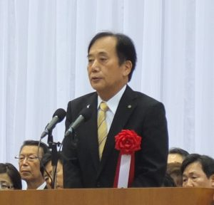 上田清司埼玉県知事