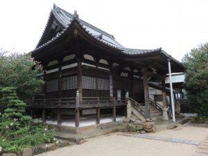 真言宗・福禅寺本堂