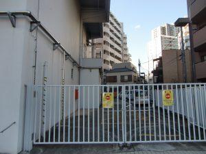 旧鶴見警察署跡