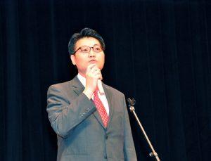 金寅圭駐広島大韓民国総領事館領事
