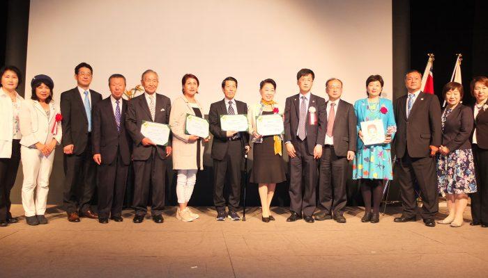 アジアリーダース授賞式