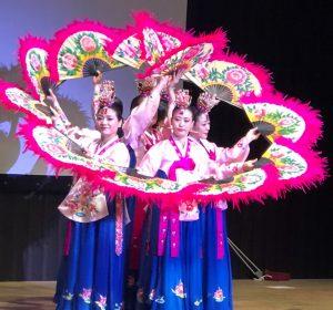 韓国の公演