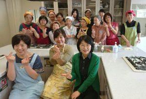 ハヌルタリ料理教室全体写真