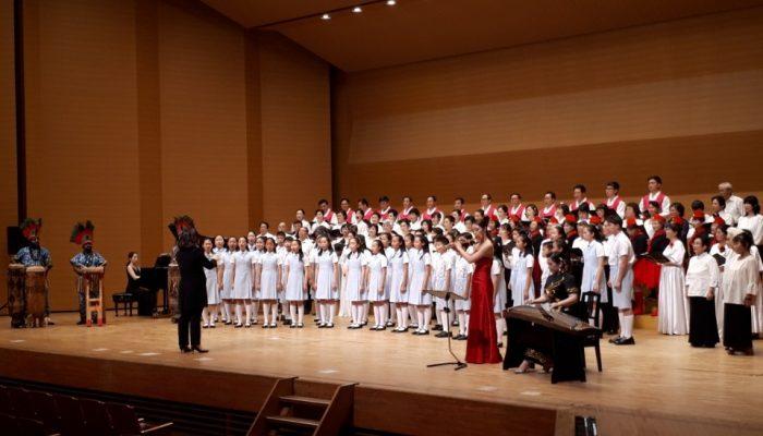 UN合唱団