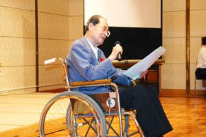 金渙(キム・ファン)韓日文化研究所長