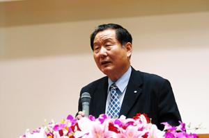 鄭時東中央本部会長
