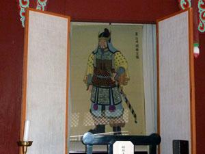 始祖姜以式将軍
