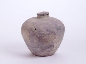 百済土器瓶