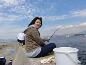 日韓国交正常化50周年記念Peace釣り大会