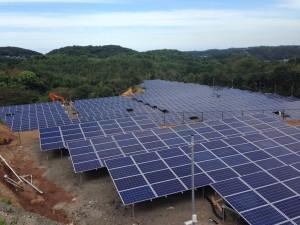 唐津の太陽光発電