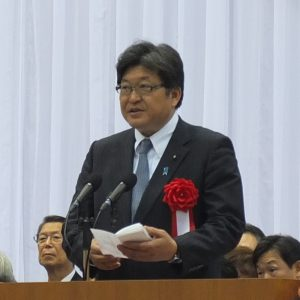 萩生田光一内閣官房副長官