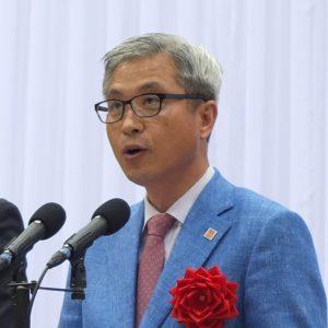 郭相旭大韓民国烏山市長