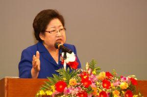 金乙東韓国国会議員 基調講演