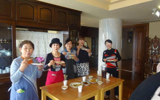 韓国伝統料理教室