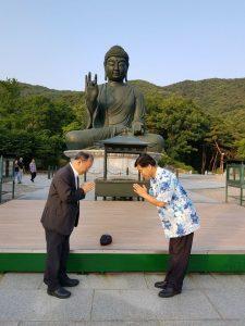 金事務総長韓国出張