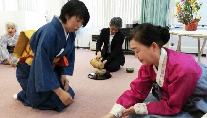 日韓文化交流会