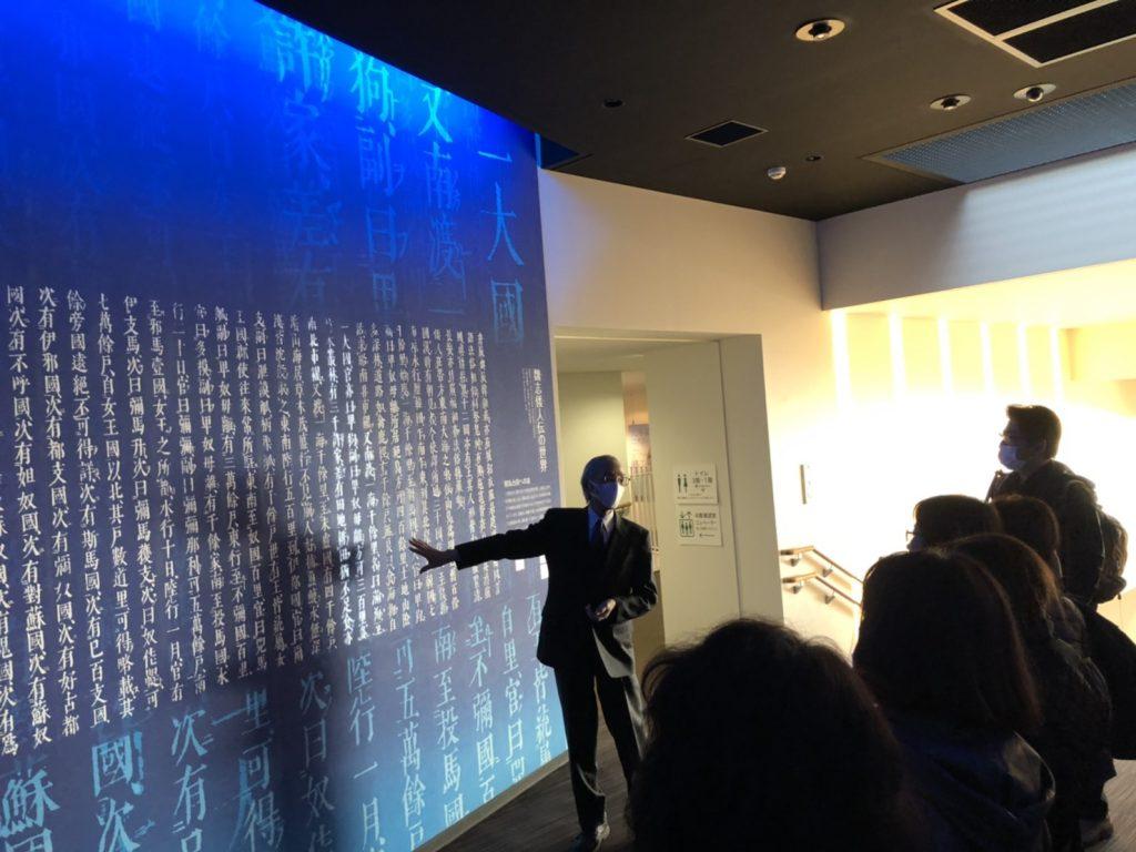 韓国領事館の韓国文化探し 壱岐